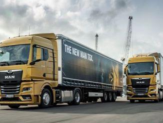 דור משאיות איש חדש זכה בפרסים
