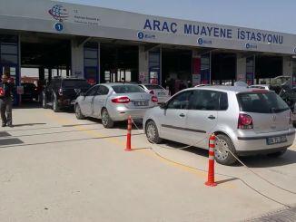 omlegging av forsinkelsesstraffer for kjøretøyinspeksjon