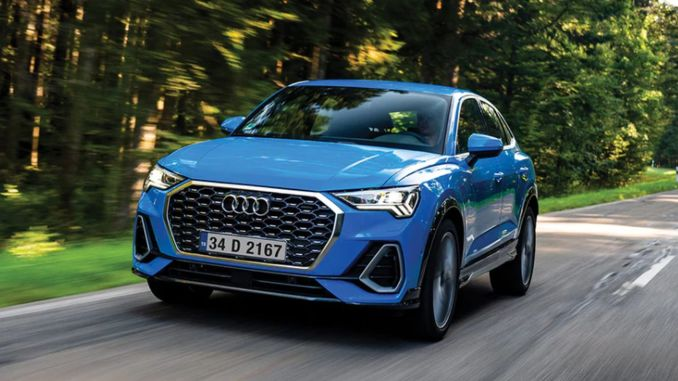 Juni-kampanje om Audi Q-familien og en sportback-modeller