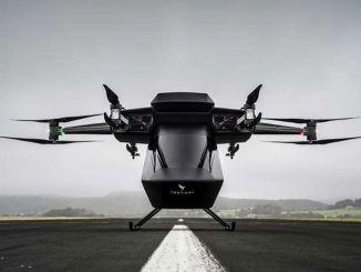 Stor investering i produsent av elektriske flygende drosjer