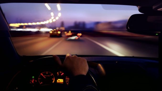 Details to be considered while driving at night
