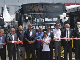 Otokar carried out city lf delivery to Istanbul public bus drivers