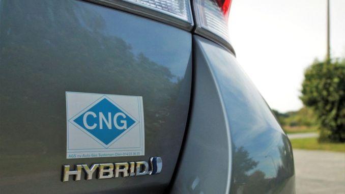 konversi ke bahan bakar alternatif di otomotif telah dimulai