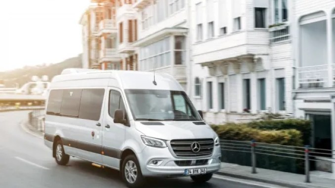 Mercedes Benz Light Commercial Vehicle campaigns
