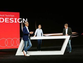 ny arkitektur av audi mobilitet interiörvärldar