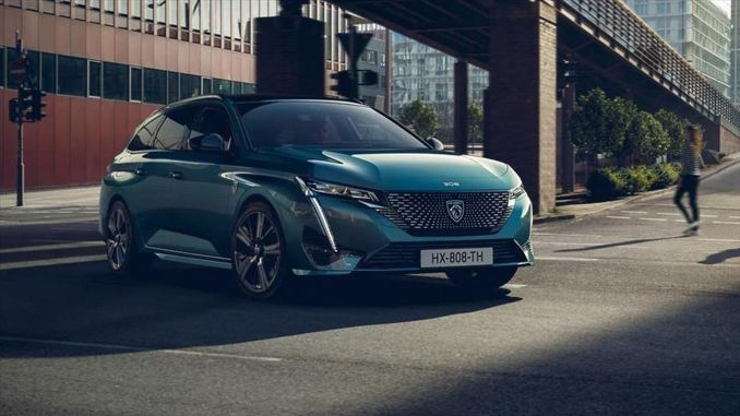 peugeot aims to increase electric vehicle rate by percentage