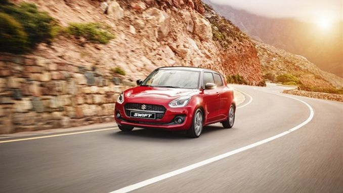 Suzuki hybridfamilien får fordel i juli
