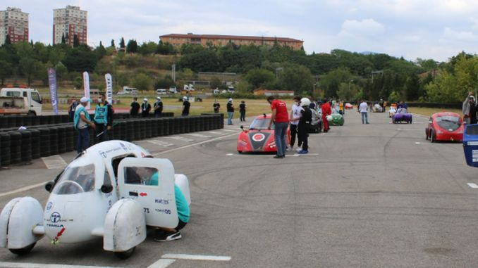 environmentally friendly electric vehicles will compete in teknofest