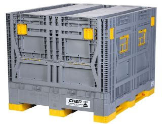 chep olakšava transport, što je najveći problem u akumulatorima električnih vozila.