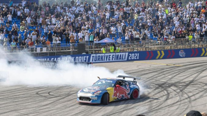 the stars of drift took the stage in bursa