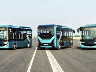 Izvoz električnih autobusa od milion eura iz Karsana u Rumunjsku