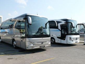 mercedes benz turk ljubitelje autobusa donosi svoje autobuse s različitim inovacijama