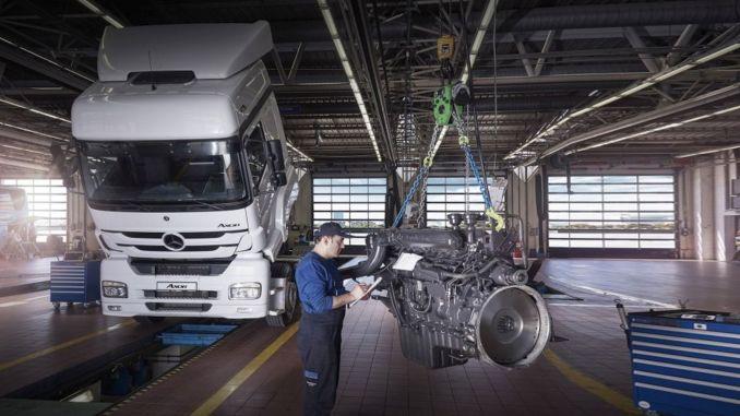 mercedes benz expanded its engine service portfolio like turk zero