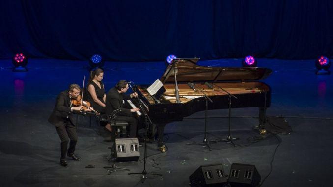 Fazil Say, Voice of Nature -konsert på Istanbul Music Festival med stöd av Mercedes Benz