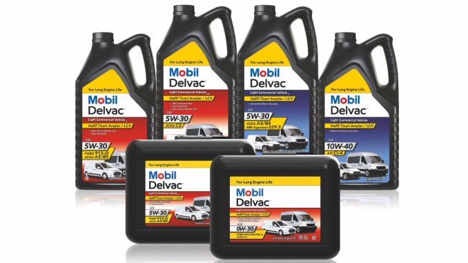 special mineral oil solution for ford branded light commercial vehicles from mobil