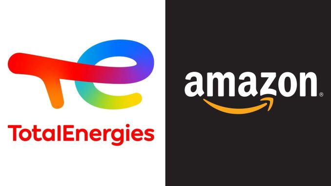 totalenergies and amazon announce strategic collaboration