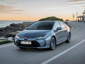 Toyota zadržava vodeću poziciju u niskim emisijama