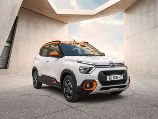 Comprehensive global breakthrough with the new c from citroen