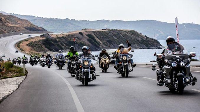 Začel se je fim mototour of puran