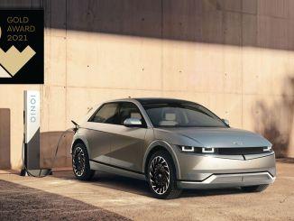 Hyundai -idea kruunattiin kansainvälisissä muotoilupalkinnoissa
