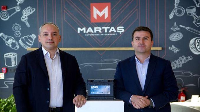 martas automotive הפכה למפיצה הרשמית של תרנגולי הודו של אקזיד הענק העולמי