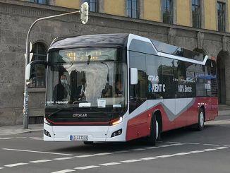 אוטוקר לקחה חלק בניידות ה- iaa עם האוטובוס החשמלי שלה, עיר אלקטרה