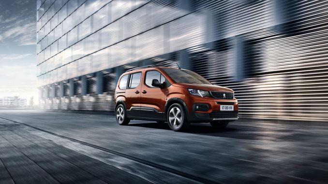 Septemberkampanj med noll ränta på Peugeot nyttofordon