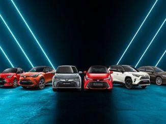 豐田在車展上專注於綠色技術和移動性