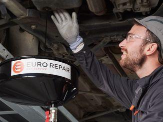 来自 eurorepar car service 的所有品牌车辆的维护活动