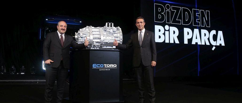 huipputason teknistä menestystä Ford otosan Turkin ensimmäisestä ja ainoasta kotimaisesta vaihteistosta