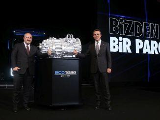 福特 otosan turkey 的第一款也是唯一一款国产变速箱的顶级工程成功