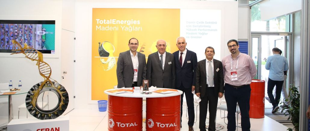Total Turkey Marketing Introduced New Generation Grease Product Group Ceran in Iskenderun