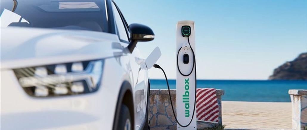 Wallbox 充电解决方案继续与 turk Automotive sektoruy 相遇