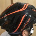 Coros-骨伝導スピーカー付きヘルメット