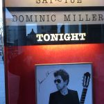 辣腕ギタリスト、ドミニク・ミラーを見に行った