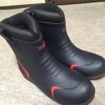 冬の釣りを安全かつ暖かくする防寒(靴)ブーツ【RBB ショートウィンターデッキブーツ】