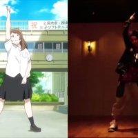 テレビアニメ「星合の空」のEDダンスが踊り手めろちんの振付のもろパクリでは?と話題に(検証動画あり)