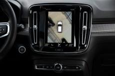 New Volvo XC40 – 360 camera