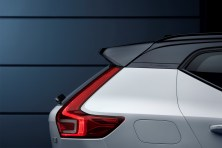 New Volvo XC40 – exterior detail