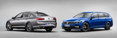 The new Volkswagen Passat and Passat Variant R-Line