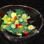 Sensory Salad