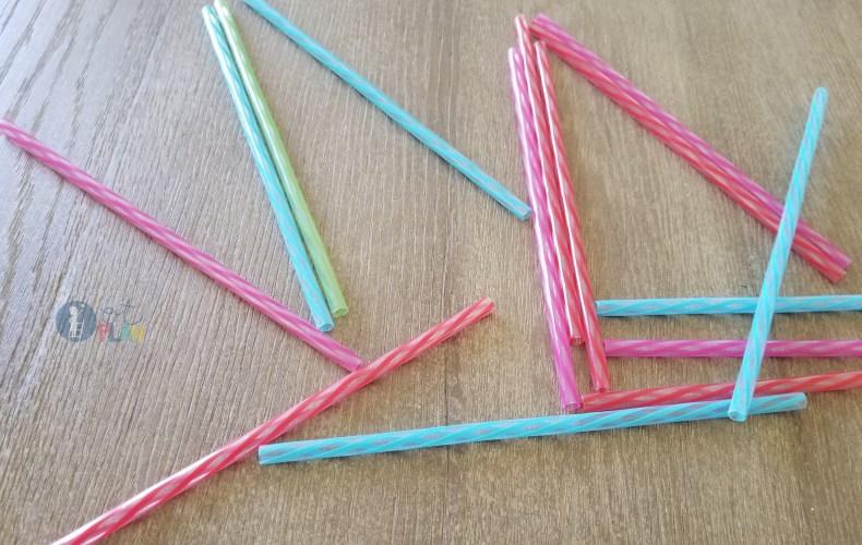 Straws game