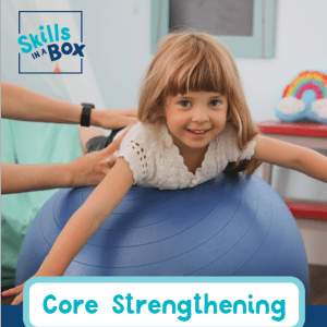 Core Strength box - Cover