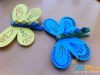 Clothespins Butterfly activity