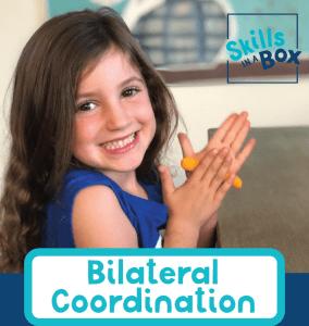 Bilateral Coordination box - Cover