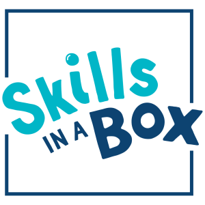 Skills in a Box by OTPlan logo