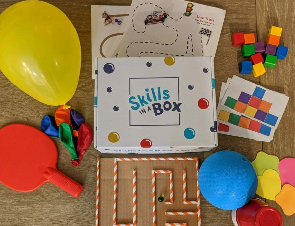 Eye-Hand Coordination Box