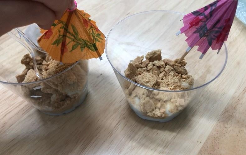 Food Craft Beach Cup