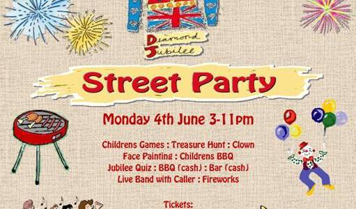 Street Party 2012