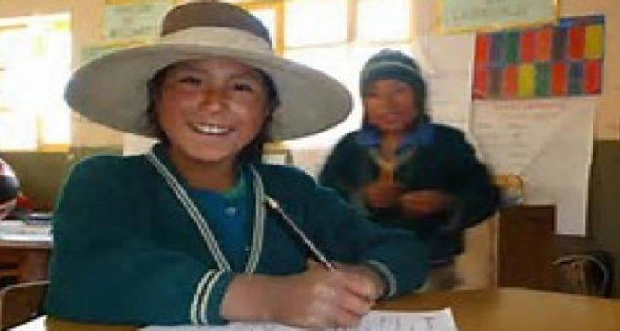 Resultado de imagen para educacion alternativa en bolivia